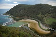 The Great Ocean Road, Australia by Duncan George