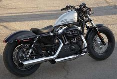 Harley-Davidson's 2010 Sportster Forty-Eight: A 1203cc Sportster ...