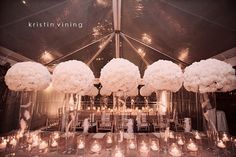 Carnation pomander ball- Inexpensive and could totally be diy. Love!!