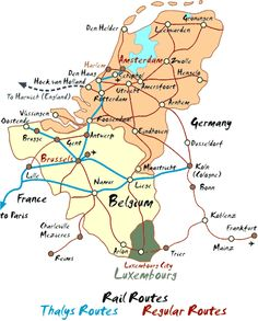 Benelux and Beyond - Northern European Vacation Ideas for the Benelux Countries