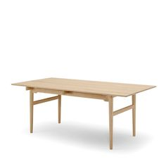 Carl hansen, Carl hansen og søn, carl hansen & søn, møbler, bord, borde, spisebord, spiseborde, wegner, hans j. wegner, ch327 bord