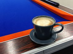 @Cafeology Ltd Freshly made Cafeology cappuccino at the BirchenallHowden towers! #unravellingtechnology