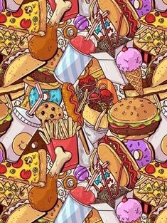 Imagem de food, wallpaper, and pizza