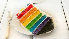Hoe maak je een regenboogtaart? Vind het hier uit!