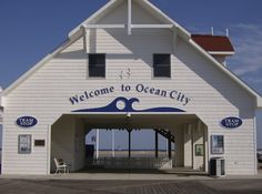 Welcome to Ocean City, Maryland
