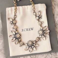J.CREW. Beautiful necklace