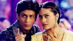 "Bollywood lovely pair Shah Rukh Khan and Kajol is all set to reunit with the upcoming movie ""Dulhaniya Chali Dilwale Ke Sath"". Bollywood Stars, Bollywood Couples, Bollywood Celebrities, Bollywood Actress, Shahrukh Khan And Kajol, Shah Rukh Khan Movies, Saif Ali Khan, Indian Actresses, Actors & Actresses"