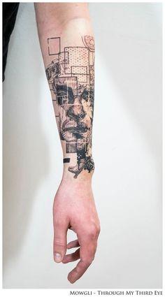 Badass Tattoos, Tattoos For Guys, Mini Tattoos, Body Art Tattoos, Gitarrenakkorde Songs, Tattoo Kits, Tattoo Ideas, Sketch Style Tattoos, Black White Tattoos