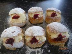 NZ cream buns