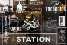 The Station SF window