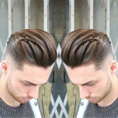 Checkout @4hisdailystyle ✔. Like us on Facebook.com/4hishair . ✂ by @juanmapeluka. #4hairpleasure