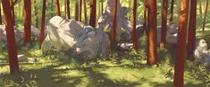 The heartwood by *Tohad on deviantART https://www.facebook.com/CharacterDesignReferences