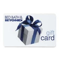 Bed Bath & Beyond $100 gift card - (20 chips)