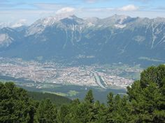 When in Insbruck back in 1987 I was just 16. I had never seen a town and its backdrop setting so beautiful.