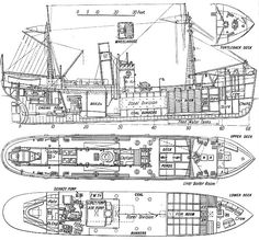 The trawler White Pioneer