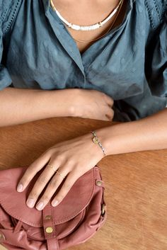 Bracelets – Mohini Bracelet – a unique product by TheBlossomBohemian on DaWanda