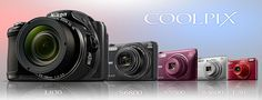 New Nikon Coolpix cameras: S6800, S5300, S3600 and L30