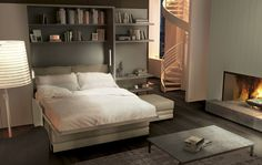 WTU Wall Bed Sofa 203 - Milano - Smart living