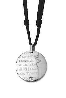 Show the World that DANCE is your passion with our dance theme pendant necklace made of the highest Stainless Steel quality 316L at: www.my316L.com (for: $21.20) #dance #dancing #passion #movement #rhythm #songs #choreography #ballet #breakdance #hiphop #tango