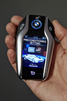 The new BMW Key fob with display smart key of bmw 7 seriesReborn BMW 8-Series Could Come In M8 Flavor, TooG-Powers BMW M550 Has More Power, New WheelsAC Schnitzer Pumps Up The BMW M2 To 420 PS