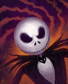 *JACK SKELLINGTON ~ The Nightmare Before Christmas,1993