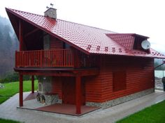 Chata Gelnica : Realizácia s dôrazom na akceptovanie prostreda a príjemnosť exteriéru