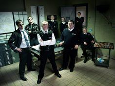 Hot Fuzz. Oh those Andys give me ridiculous butterflies.
