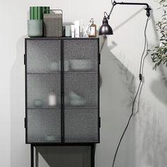 ferm LIVING Haze Vitrine - styling by Lotta Agaton  https://www.fermliving.com/webshop/shop/all-products/haze-vitrine.aspx
