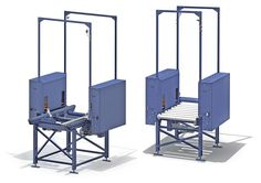 Conveyor system for pallets | Automated warehouses for pallets | www.mecalux.com