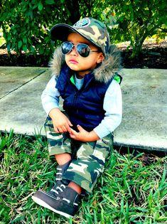 Baby Got Swag- Instagram GiancarloPadron #boyfashionkidsswag