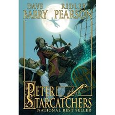 Peter and the Starcatchers - the novel our beloved #PATSC is based off of!