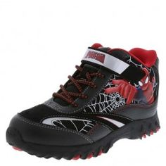 Ultimate Spider-Man Boys' Spider-Man Hiker Boot - http://dealpursue.com/dealpost/ultimate-spider-man-boys-spider-man-hiker-boot/ Payless hasUltimate Spider-Man Boys' Spider-Man Hiker Boot on sale for $24.99. They listed this Boot for $39.99. Now you save $15.00.