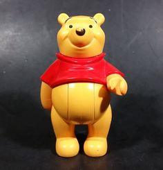 Lego Duplo Winnie The Pooh Bear Character Toy Figurine https://treasurevalleyantiques.com/products/lego-duplo-winnie-the-pooh-bear-character-toy-figurine #Collectible #Lego #Duplo #WinnieThePooh #PoohBear #Characters #Stories #Toys #Figures #Figurines #MustHaves #Bears #Animals #Cute