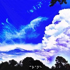 "@_kcrane_'s photo: ""#wiggteam #allshots #plpix  #glitchmobinspired #clouds #auburn #alabama #skyporn #mafia_skylove #ndpatterns #tangent #edit #afterlight #leavethebody_onlymindsmatter #fadingnature #wde"""