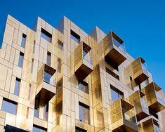 Facades Architecture Skin Organic Architecture Solar