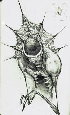demon sketches - Google Search