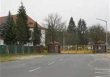 Cambrai Fritsch Kaserne, Darmstadt Germany military base - Second Duty station as a spouse