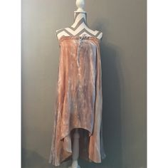 XCVI Strapless Dress Perfect paired with a brown belt! XCVI Dresses Strapless