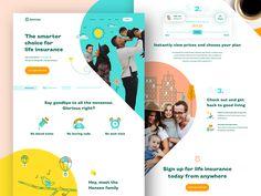 Bestow Homepage