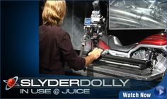 Digital Juice Slider Dolly.