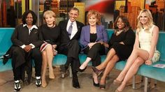 Barack Obama Appears on 'The View,' Talks Gay Marriage, Kim Kardashian