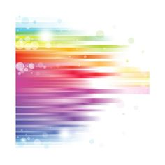 Abstract Rainbow Background Vector ❤ liked on Polyvore featuring backgrounds, rainbow, effects, fillers, color, borders and picture frame