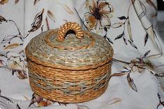 Поделка изделие Плетение Раскривушка  Трубочки бумажные фото 1