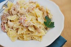 This Slow Cooker Garlic Chicken Farfalle is one of my family's all-time favorite meals. I haven't made it in years because my husband was deployed and then he was Paleo but now that bulk season is ...