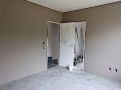 Casca de Árvore da Suvinil: (um bege amarronzado fechado e mais quente) Diy Door, Decoration, Home Projects, Future House, Paint Colors, Color Schemes, Sweet Home, Living Room, Interior Design