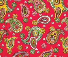 Bella Taylor's Jazzberry Fabric Swatch