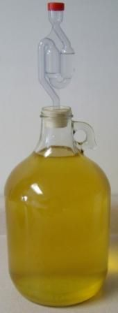 Making Wine for Self Sufficiency: Part Two - Secondary Fermentation