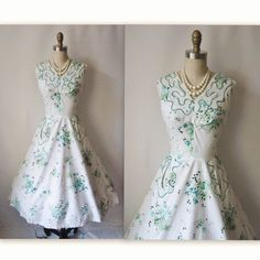 another pretty vintage dress