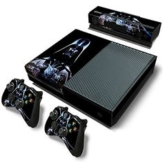 FriendlyTomato XBOX ONE Console and DualShock 4 Controller Skin Set  Star Warrior  XBOX ONE Vinyl VII 7 *** You can get additional details at the image link.Note:It is affiliate link to Amazon.