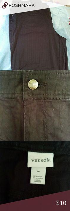 Venezia bootcut Dress pants, pinstripes, nice, wide bootcut Venezia Pants